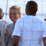 Paltrow, Hubby to Join Beyonce, Jay-Z for Florida Vacay?