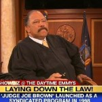 Judge Joe Brown is Up for an Emmy!