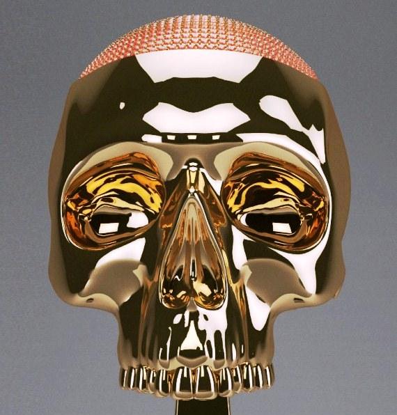 kanye jay-z skull