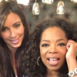 Kim Kardashian Tells Oprah She Went on Birth Control at 14 (Video)