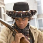 Kimberly Elise Plays Historical Black Figure in New Western Film (Video)