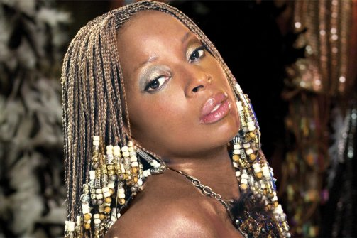 mary j blige rock of ages closeup