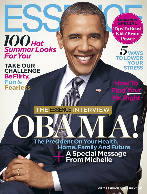 obama essence cover