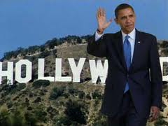obama hollywood