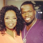 Oprah and 50 Cent Hook Up for One On One Session