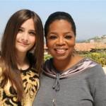Paris Jackson Interviews with Oprah About Father's Death (Video)