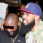 Rick Ross, Maybach Hold CD Signing, Concert in NYC
