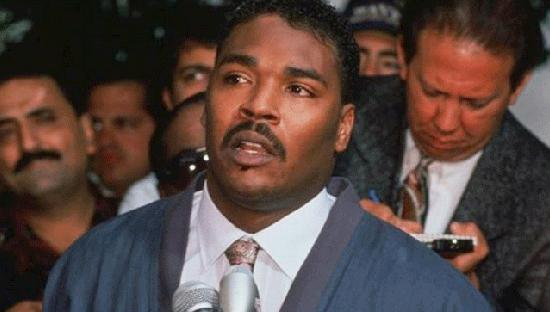 rodney king (classic photo)
