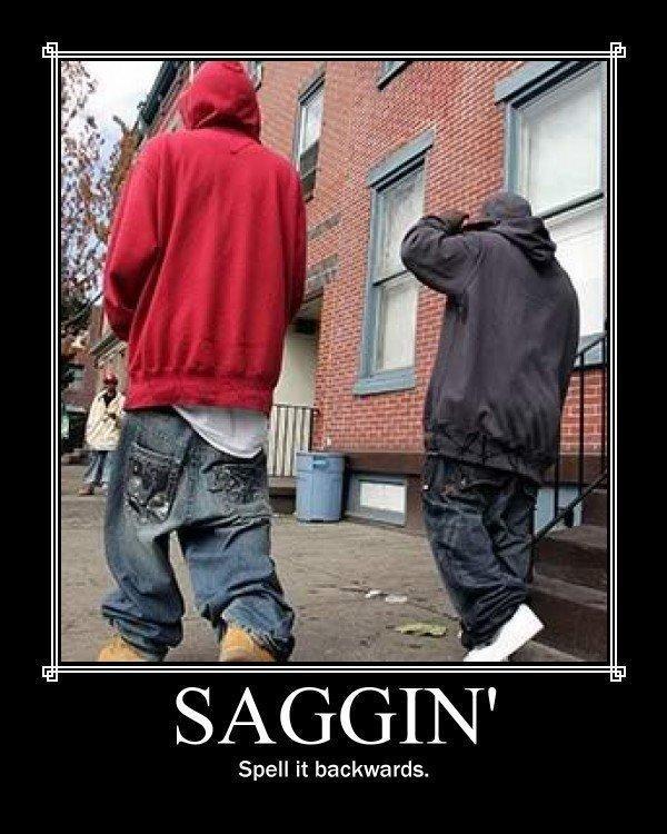 saggin