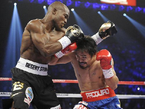 timothy bradley & manny pacqiao