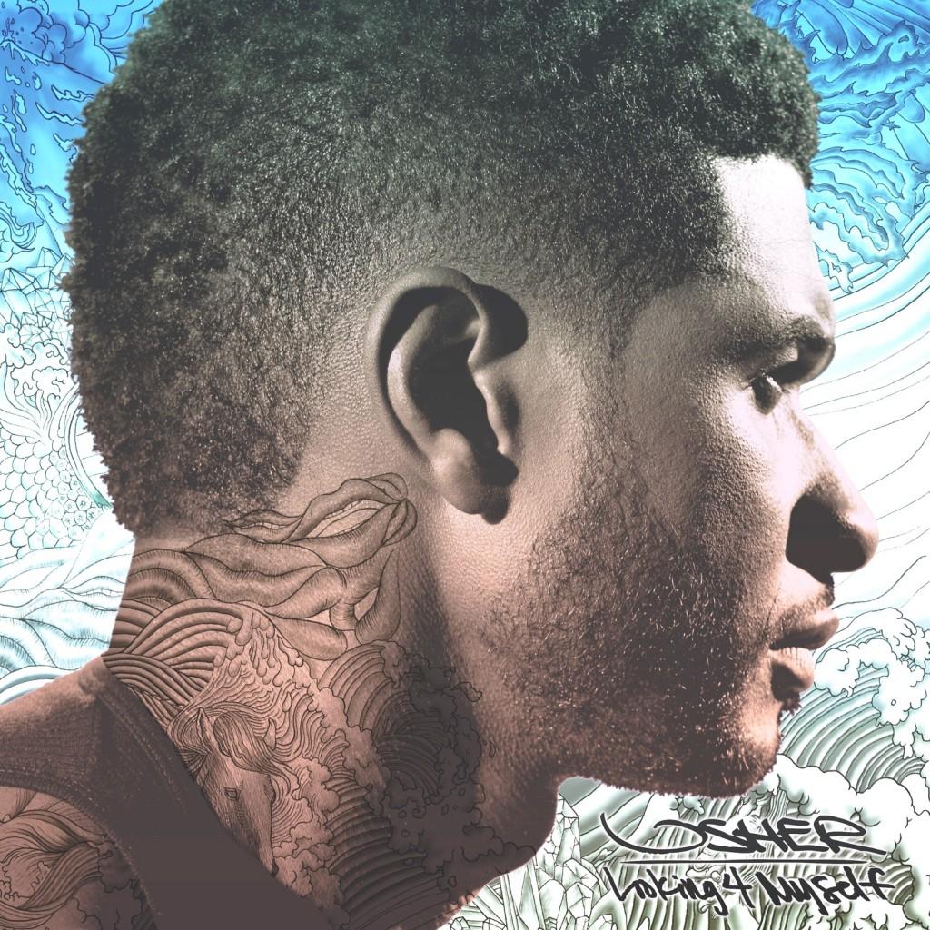Usher Album Cover Looking 4 Myself Usher's 'Looking 4...