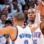 Thunder Rattle Spurs 107-99; Move on to NBA Finals (Video)