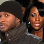 Usher 'By Tameka's Side' in Wake of Stepson's Tragedy