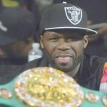 50 Cent Starts Boxing Promotions Business