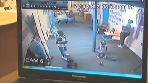 9-year-old daycare terrorist