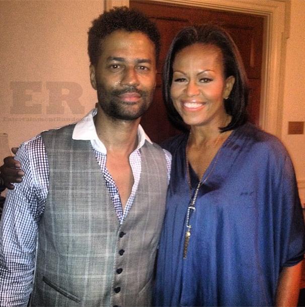 Eric-Benet-Michelle-Obama