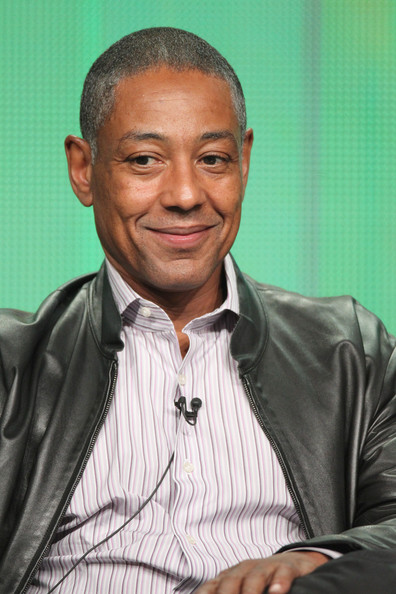Actor Giancarlo Esposito speaks onstage at the 'Revolution' panel during day 4 of the NBCUniversal portion of the 2012 Summer TCA Tour held at the Beverly Hilton Hotel on July 24, 2012 in Beverly Hills