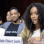 Jada Pinkett Smith, Hubby, Willow Testify on the Hill (Video)