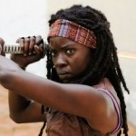 'The Walking Dead's' Michonne in Season 3 Peek (Video)
