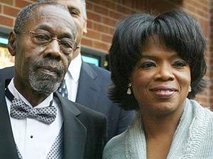 Oprah Buys Dad's Barbershop; Stepmom not Happy | EURweb