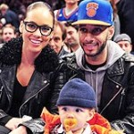 Swizz Beatz Says Wife Alicia Keys is 'A Natural Mom'
