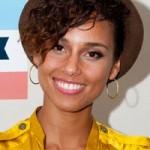 Alicia Keys Does the Big Hair Chop