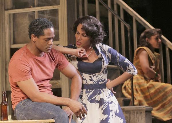 blair underwood & nicole ari parker