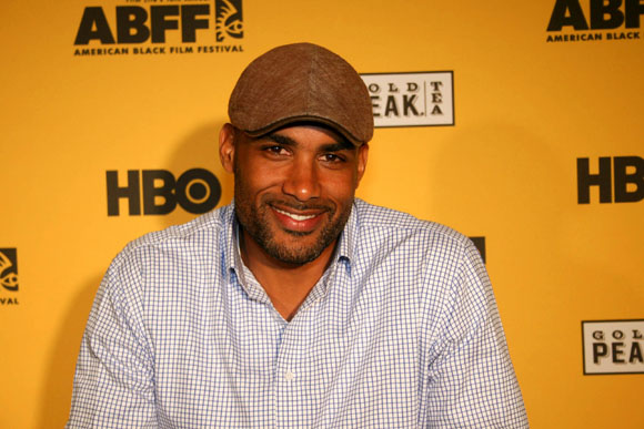 boris kodjoe (at abff 2012)