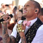 Chris Brown Speaks Out On Jackson Family Feud