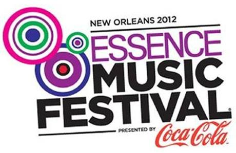 essence music festival 2012 (logo)