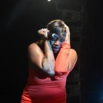 Fantasia Has Moment on Stage While Remembering Whitney Houston