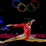 Gabby Douglas and U.S. Women's Gymnastics Team Wins Gold