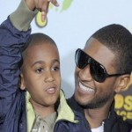 Report: Usher's Stepson (Kyle Glover) Declared Brain Dead