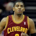 Kyrie Irving (NBA Rookie of the Year) Breaks Hand