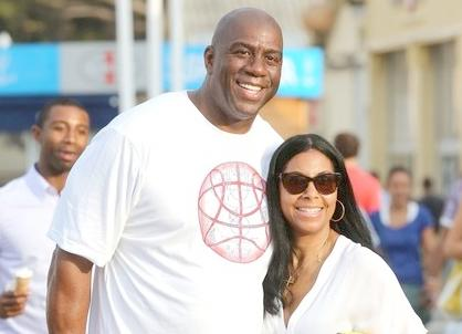 magic & cookie johnson