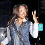 Meagan Good Dines & Shows Off Her Wedding Ring (Look!)