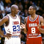 Kobe's Response to MJ: 'He Knows I'm a Bad Mutha …'