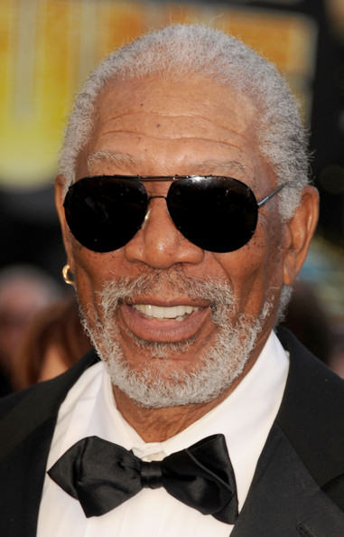 Morgan Freeman's Hand Still Mangled; Talks 'Dark Knight ...