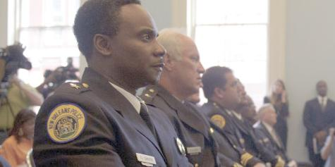new orleans police commanders