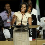 Michelle Obama Challenges the AME Church