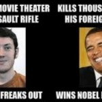 President Obama Compared to Movie Theater Killer on Idaho Billboard (Video)