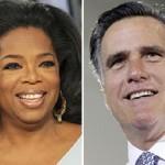 Oprah Ropes Romneys for Sit Down