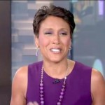 GMA's Robin Roberts 'Not Feeling Well'; Leaves During Show (Video)