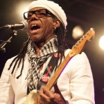 Recovering From Cancer is Still a Journey for Nile Rodgers