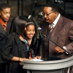 Marvin Sapp & Family Set to Star in Reality Show