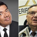 Sheriff Arpaio Dares George Lopez to Call Him a 'Fat Mother F-er' to His Face