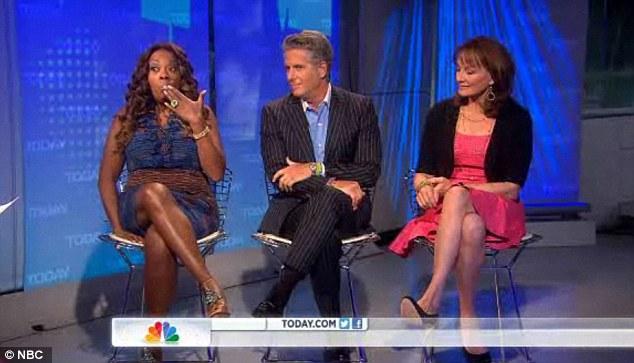 Oprah Show With Star Jones 71