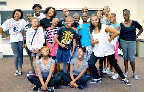 towne street theatre cast