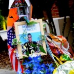 Trayvon Martin's Street Memorial Moved to Sanford Museum