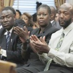 Travyon's Parents and Lawyer Respond to New Zimmerman Bond